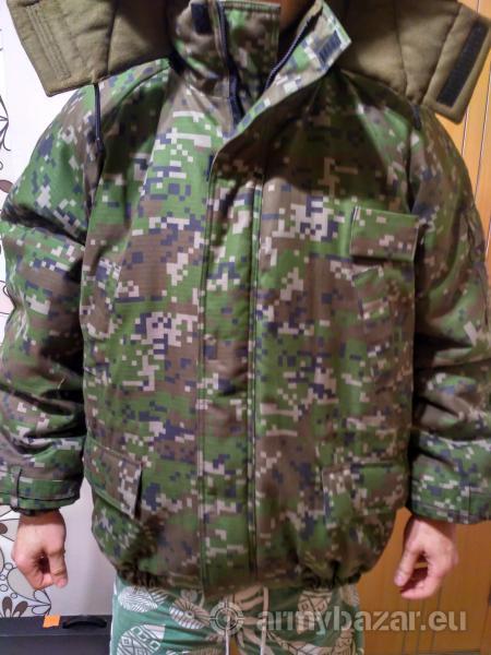 Zimná bunda OSSR vz. 2007