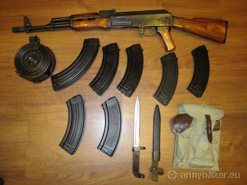 AK 47 originál rus