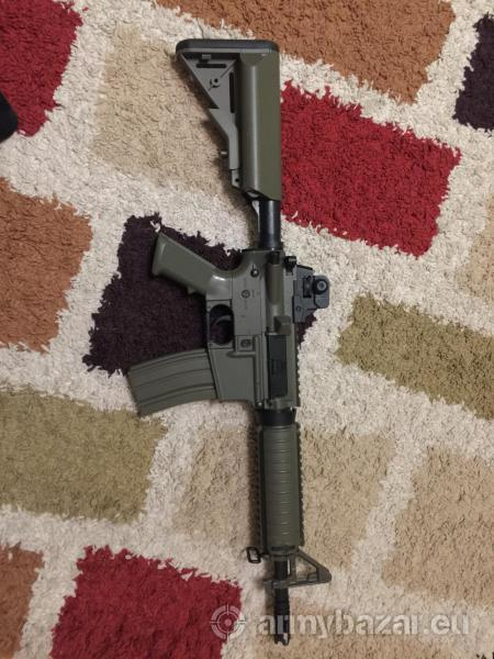 Airsoftová zbraň M4