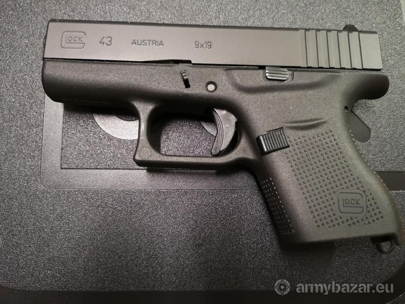 Glock 43 9 mm luger