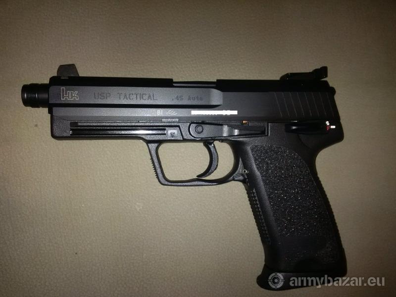 Predám HK USP .45 TACTICAL