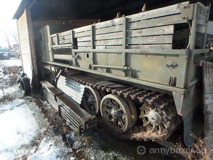 Ciągnik ATS 59G