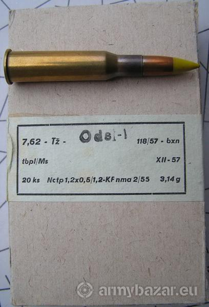 strelivo 7,62 x 54 R