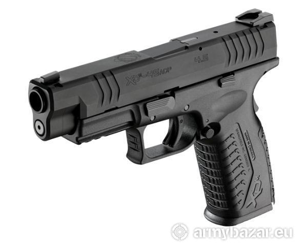 HS XDM 4,5  9mm luger