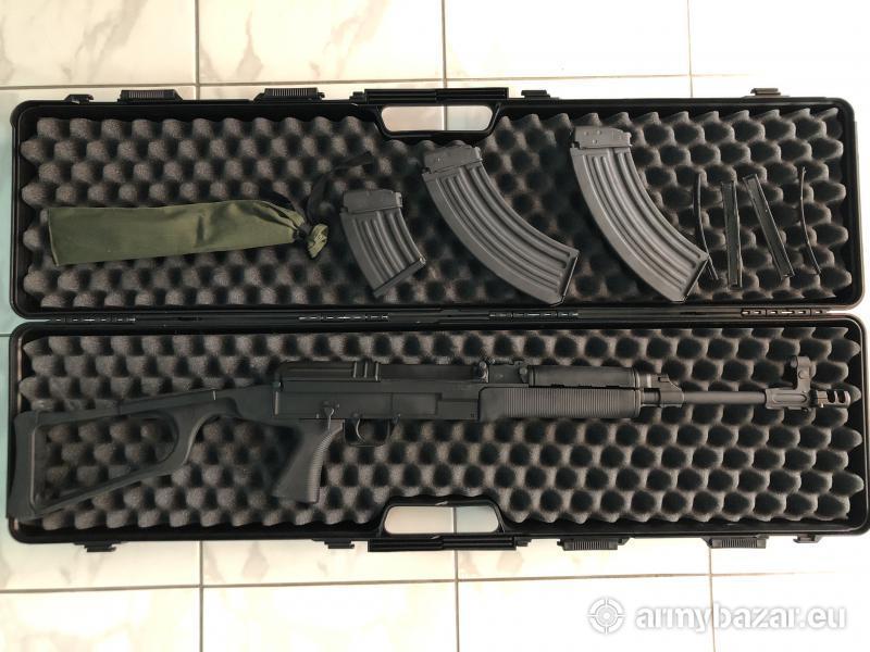 Sa vz. 58 Sporter Rifle, kal. 7,62 mm
