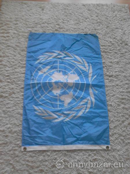 Vlajka UN