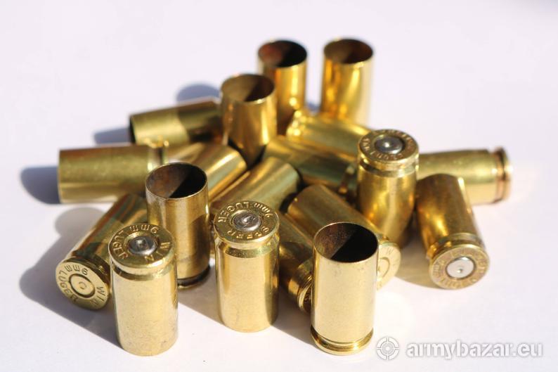 Nábojnice 9mm - výmena.