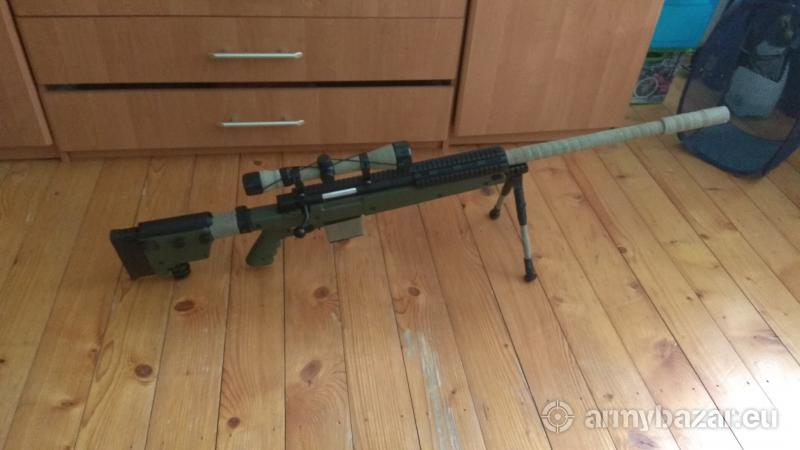 Airsoft sniper Well mb4407