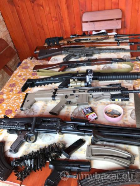 predam zbrane