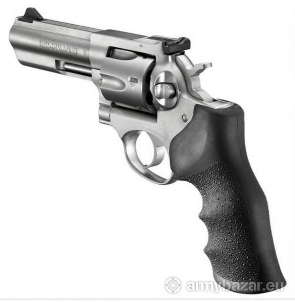 """Revolver 4"""" 357.mag"""
