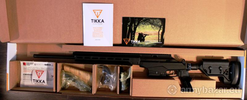Tikka T3x A1 Tactical 308Win.