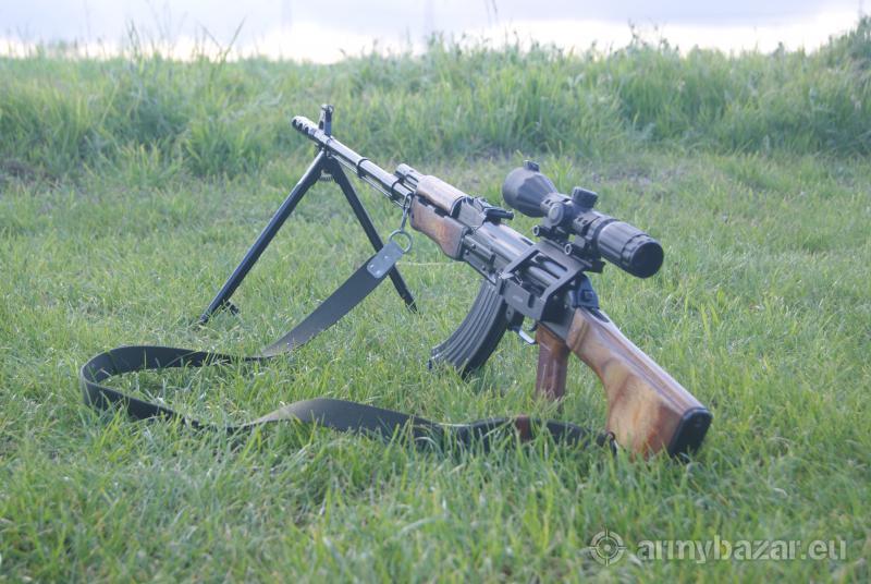 RPK 7.62mm 1968r Zestaw stan BDB produkcja ZSSR