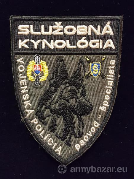 nášivka Voj.polície