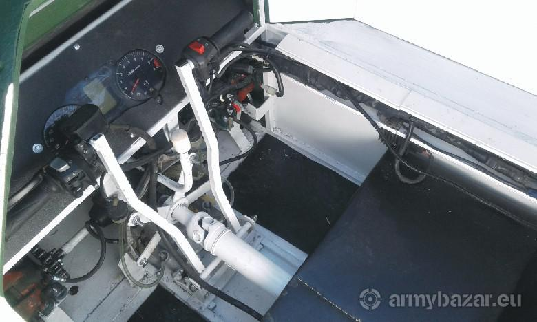 mini czołg m3