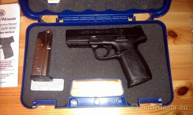 Smith & Wesson SD9