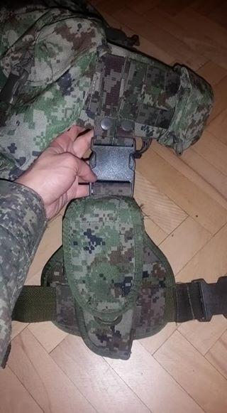 Surpat pištoľové stehenné púzdro