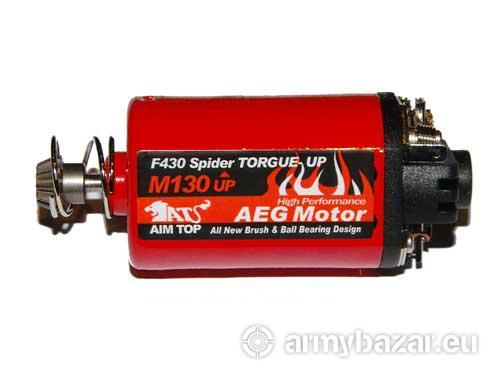 Airsoft aeg motor aimtop m130up