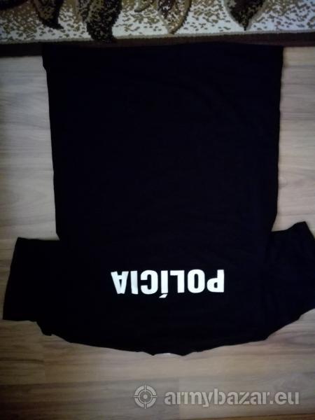 Policajné tričká