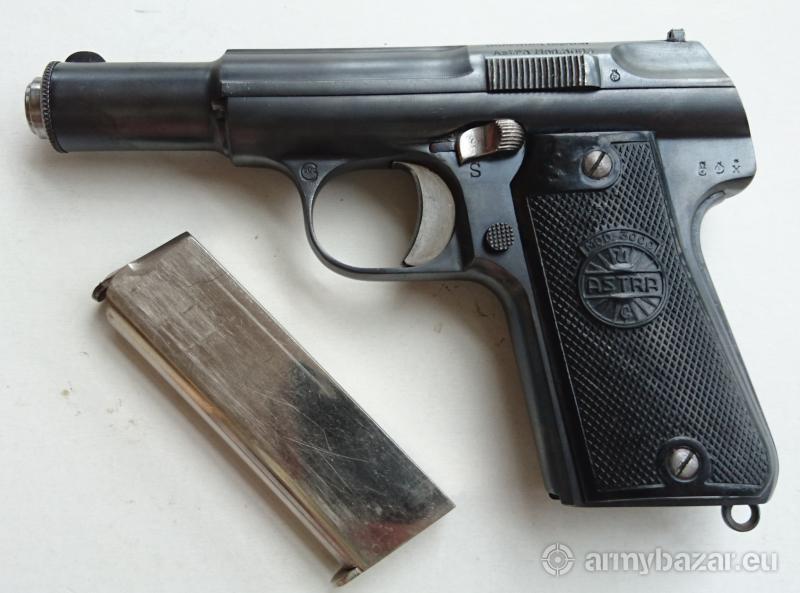 ASTRA Mod. 3000 Kal. 7,65 Browning