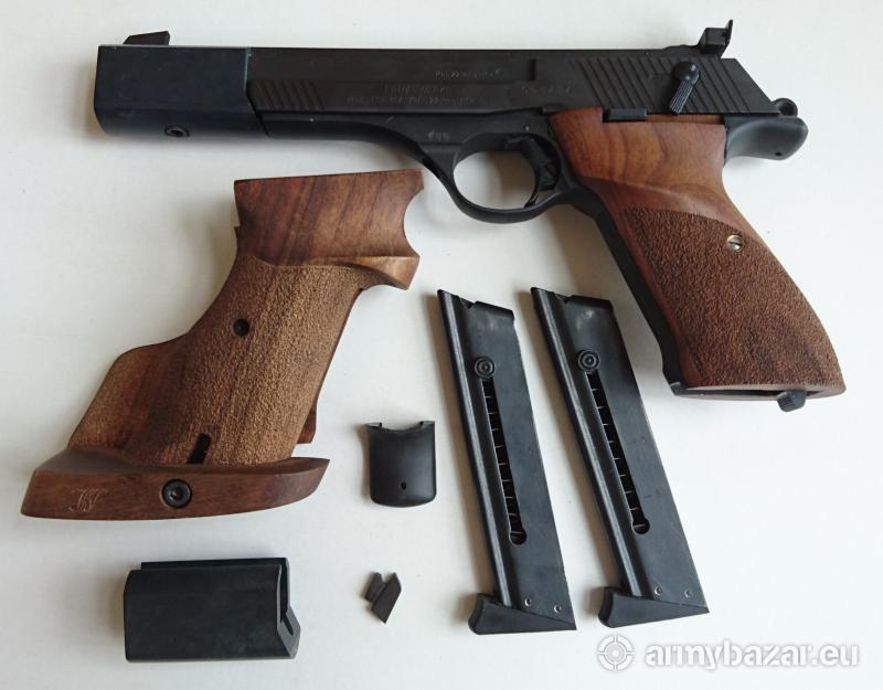 Terčová pištoľ ERMA -WERKE Mod. ESP 85A