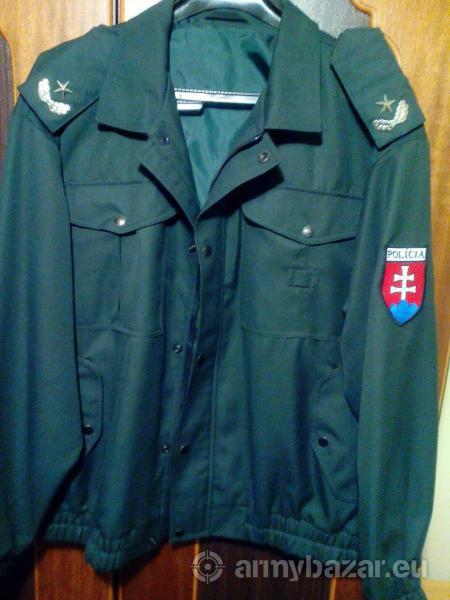 Policajna bunda