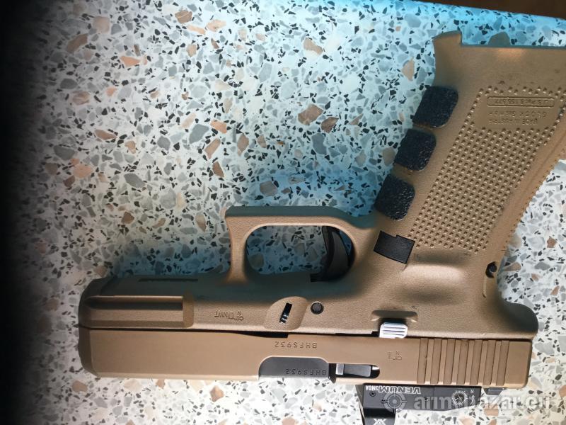 Pistole Glock 19X