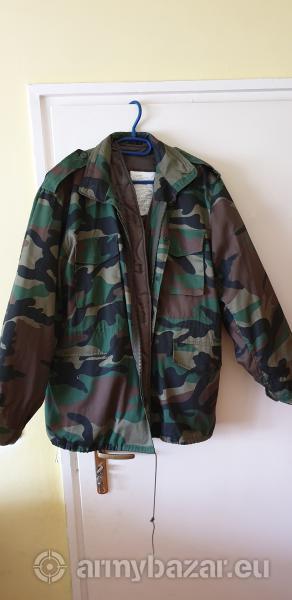 M65 terepmintás kabát.