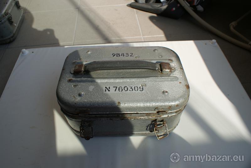 Odpaľovacie zariadenie z OT-BRDM-2