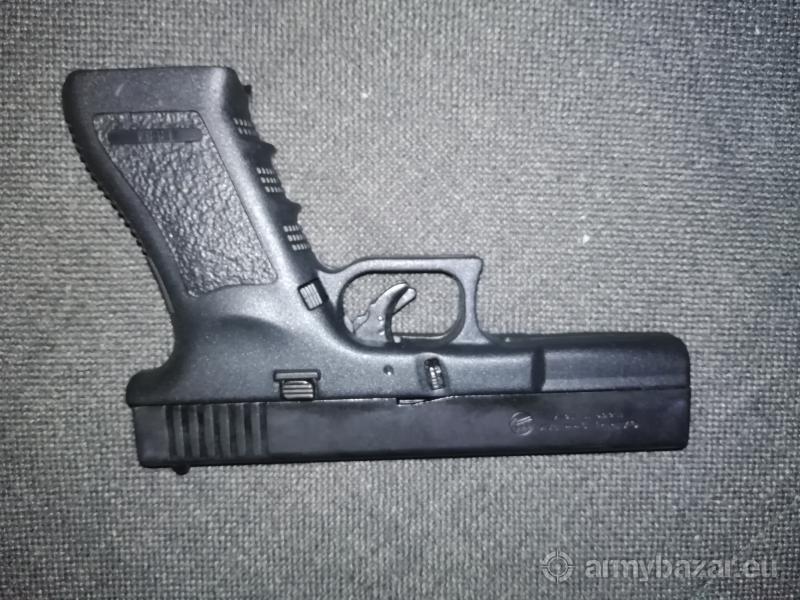 Gap kal 9mm PAK. Made in Italy