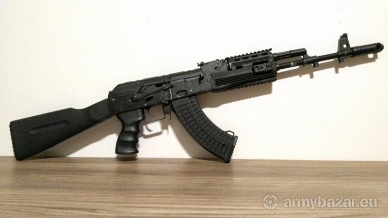 AK-74 CYMA, full upgrade celokov
