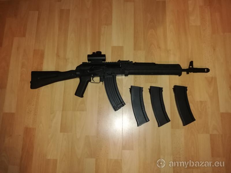 Ak 74 Full upgrade