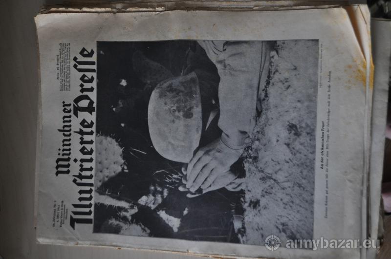 Münchner illustrierte presse 4.03.1943r