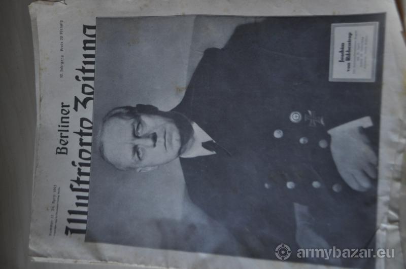 Berliner Illustrierte Zeitung 29.04.1943r