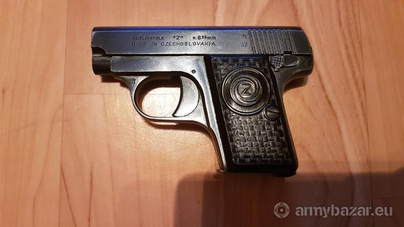 """Pištoľ CZ """"Z"""""""