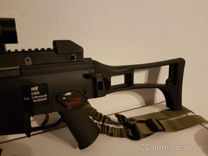 G36 gass plyn