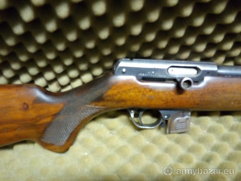 Cseh Brno Mod.581 22LR kispuska