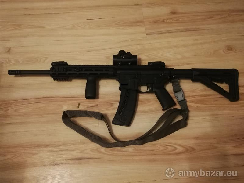 S&W M&P15-22 z full szpejem