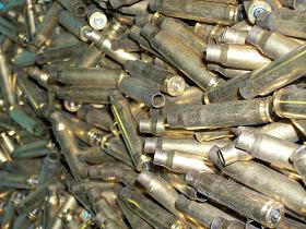 Predam nabojnice .223 remington a 9x19 luger