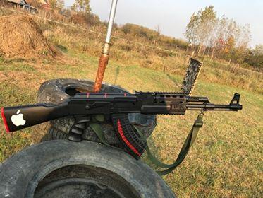 CM.520 [CYMA] AK-47 Airsoft