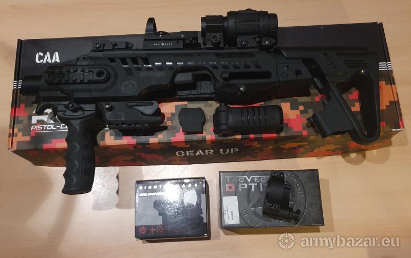 Konverzná karabína na pištole Glock - CAA Roni G2