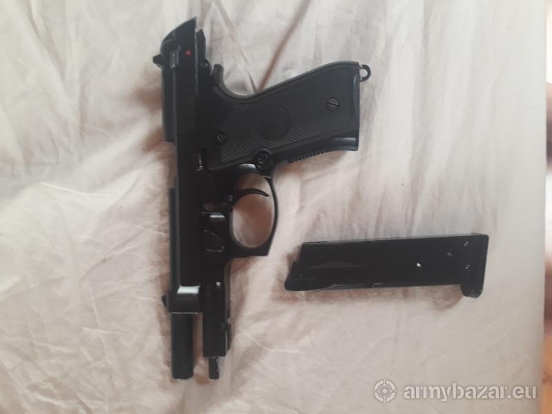 WE Beretta M9A1