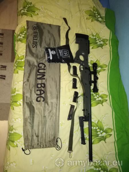 Airsoft Mesterlövész puska