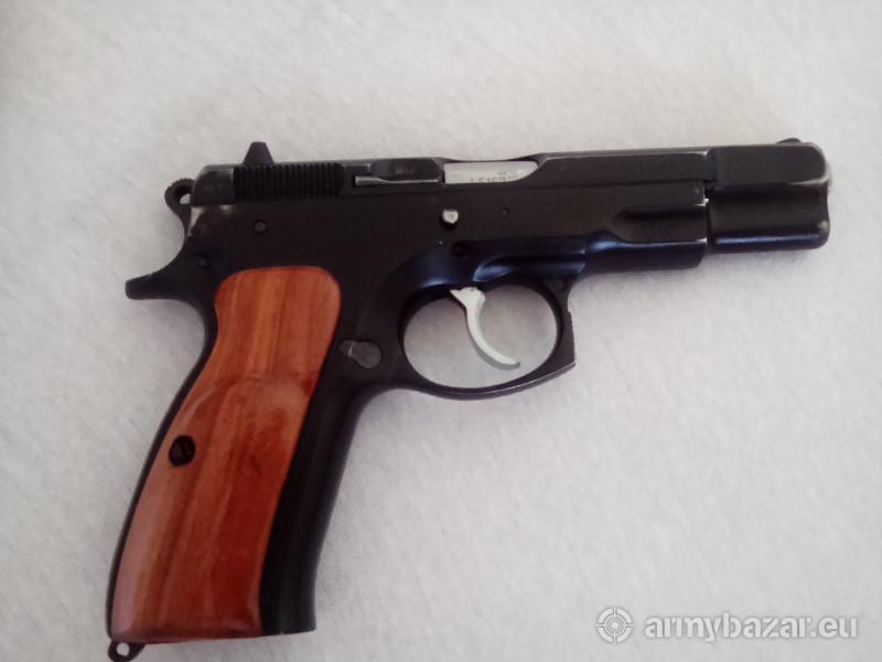 CZ 75 9mm luger