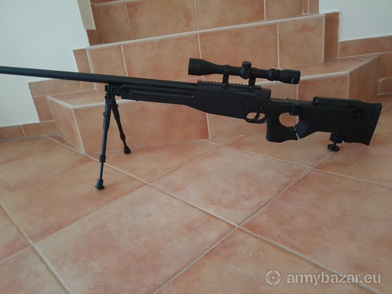 Well l96 airsoft sniper