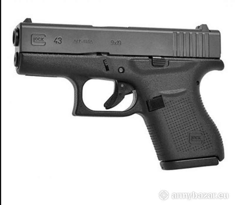 Glock 43/Hs xds
