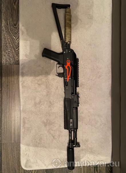 AK105 UPGRADE