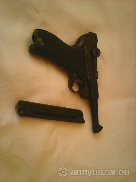 Pištol P08 parabelum