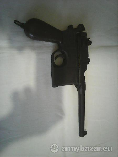 maketa pištole C96Mauser