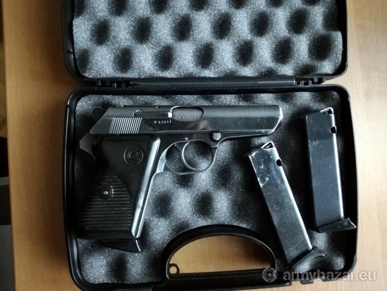 Predám pištoľ CZ 50, 7,65 mm.