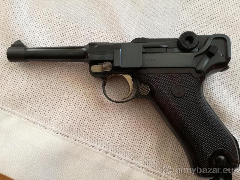 Pištol Luger P08